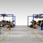 Fertigungsplanung Visualisierung 3
